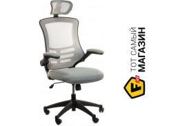 Офисное кресло руководителя Office4you Ragusa серый