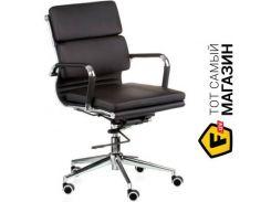 Офисное кресло руководителя Special4you Solano 3 Artleather Black (E4800)