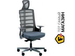 Офисное кресло руководителя Special4you Spinelly Slategrey/Black (E5470)