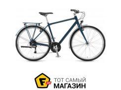 "Велосипед Winora Zap Men 2019 28"" темно-синий 22"" (4052027856)"