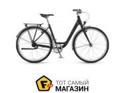 "Велосипед Winora Lane Monotube 2019 28"" черный 18"" (4053707846)"