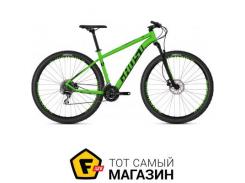 """Велосипед Ghost Kato 3.9 AL 2019 29"""" зеленый/черный 20"""" (86KA3013)"""