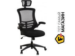 Офисное кресло руководителя Office4you Ragusa черный