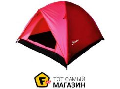 Палатка Kingcamp Family 3 (KT3073) Red