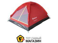 Палатка Kingcamp Monodome 2 (KT3016) Red