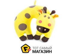 Дорожная подушка для шеи Spokey Bambini Yellow (839568)
