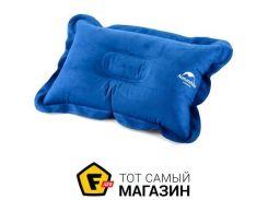 Надувная подушка Naturehike Comfortable Pillow visa blue (NH15A001-L)