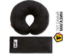 Дорожная подушка для шеи Eternal Shield (черный) 4601234567862