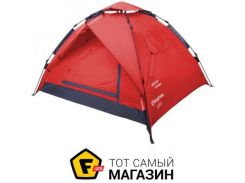 Палатка Kingcamp Luca red (KT3091)