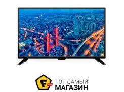 Телевизор Bravis LED-32E1800 + T2 Black