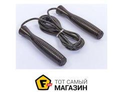 Скакалка Zelart FI-5105 280см, черный
