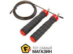 Скакалка Zelart CM-J603 300см, черный