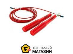 Скакалка Zelart FI-5100 275см, красный