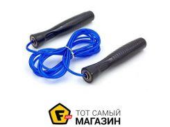 Скакалка Zelart FI-5106 300см, черный