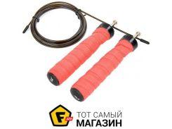 Скакалка Zelart CM-J603 300см, красный