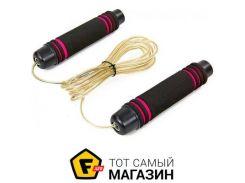 Скакалка Zelart CM-J583 300см, розовый