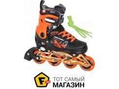 Роликовые коньки Tempish Daco Skate 33-36, black (1000027)