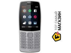 телефон nokia 210 dual sim grey
