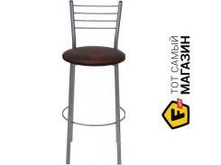 Барный стул Примтекс плюс 1022 Hoker alum S-61 dark brown