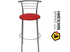 Барный стул Примтекс плюс 1011 Hoker alum S-3120 red