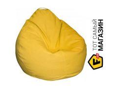 Кресло-мешок Примтекс плюс Tomber OX-111 M, yellow