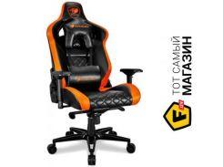 Геймерское кресло Cougar Armor Titan Black/Orange