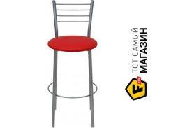 Барный стул Примтекс плюс 1022 Hoker alum S-3120 red