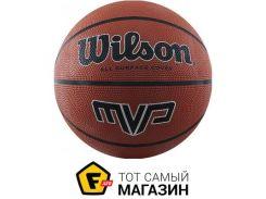Баскетбольный мяч Wilson MVP 295 7, brown (WTB1419XB07)