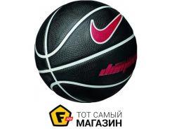 Баскетбольный мяч Nike Dominate 5, black/white/white/red (N.000.1165.095.05)
