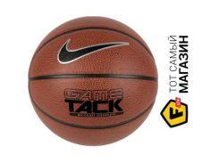 Баскетбольный мяч Nike Game Tack 8P 7, amber/black/metallic silver/black (N.KI.09.855.07)