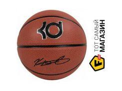 Баскетбольный мяч Nike KD Full Court 8P 7, amber/black/metallic silver/black (N.000.2245.855.07)