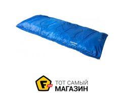 Спальник-одеяло Highlander Sleepline 250 + 5°C Left, deep blue (925867)