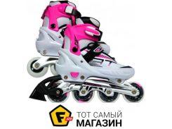 Роликовые коньки Action Ola 40-43, Pink (153B-5-1)