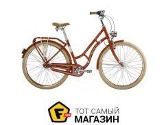 """Велосипед Bergamont Summerville N7 C1 2014 28"""" коричневый/белый 20"""" (14-CID-D-8200-52)"""