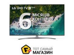 Телевизор LG 65UM7610PLB