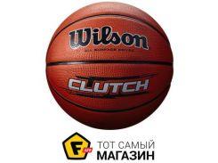 Баскетбольный мяч Wilson Clutch 7, brown (WTB1434XB)