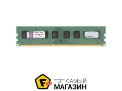 Память Kingston DDR3 8GB,1600MHz, PC3-12800 (KVR16N11H/8)
