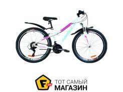 """Велосипед Formula Electra 2019 26"""" белый/розовый/голубыой 15.5"""" (OPS-FR-26-276)"""