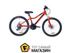 """Велосипед Formula Acid 2.0 DD 2019 24"""" красный/черный/синий 12.5"""" (OPS-FR-24-168)"""