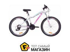 """Велосипед Formula Mystique 2.0 DD 2019 26"""" белый/голубой/фиолетовый 18"""" (OPS-FR-26-265)"""