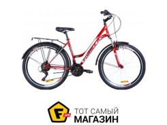 """Велосипед Formula Omega 2019 26"""" красный 18"""" (OPS-FR-26-306)"""