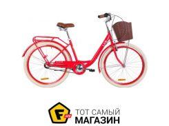 """Велосипед Дорожник Lux PH 2019 26"""" красный 17"""" (OPS-D-26-068)"""