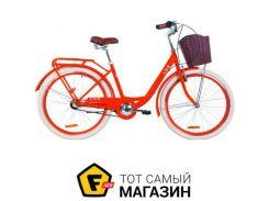 """Велосипед Дорожник Lux PH 2019 26"""" оранжевый 17"""" (OPS-D-26-066)"""