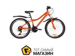 """Велосипед Formula Forest AM 2019 24"""" оранжевый/бирюзовый 12.5"""" (OPS-FR-24-147)"""