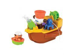 Игрушка для ванной Пиратский корабль TOMY (Т71602)