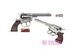 Револьвер ковбойский 100-зарядный Gonher (101/0)