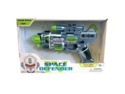 Детское оружие Космический бластер TopSky со звуковыми и световыми эффектами 25 см (143106)