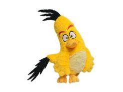 Лицензионный плюшевый рюкзак Angry Birds Чак (1512130)