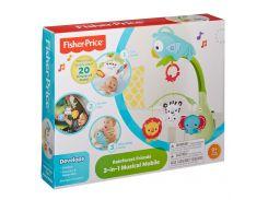 Мобиль Веселый попугай 3 в 1 Fisher-Price (CHR11)