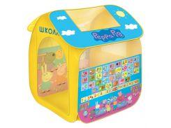 Игровая палатка Peppa Pig Учим Азбуку с Пеппой (30010)